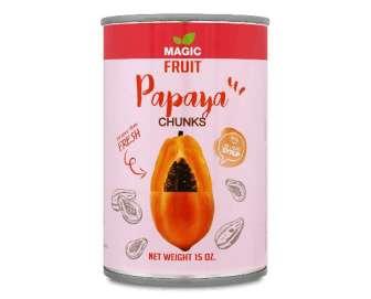 Папая Magic Fruit в сиропі, 425г