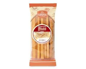 "Палички хлібні ""Рум'янець"" гріссіні барбекю, 200г"