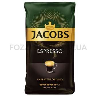 Кофе зерно Jacobs Espresso 1000г
