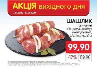 Мариноване м'ясо, шашлик