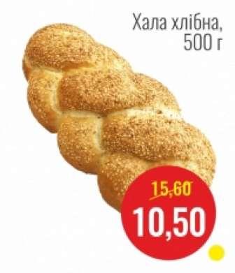 Хлібобулочні вироби, булочки