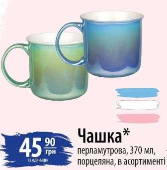 Кофейные и чайные чашки