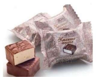 Цукерки Пташине молоко зі смаком крем-какао вагове ТМ Жако