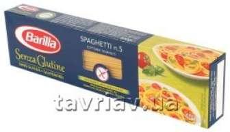 Макарони Barilla б/глютена 400 г Спагеті (Італія)