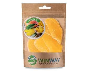 Манго Winway сушений, 100г