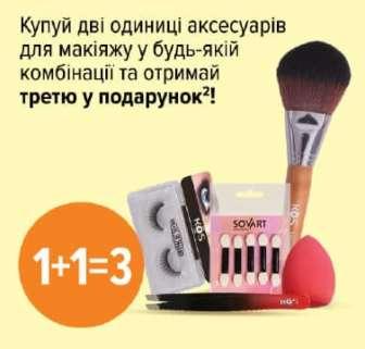 Аппликаторы, кисти для макияжа, Накладные ресницы, Пинцеты, Спонжи, губки для макияжа