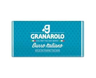 Масло вершкове Granarolo 83%, 200г