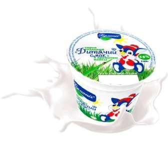 Сырок Гармонія Детский вкус ваниль сладкий 15% 120г
