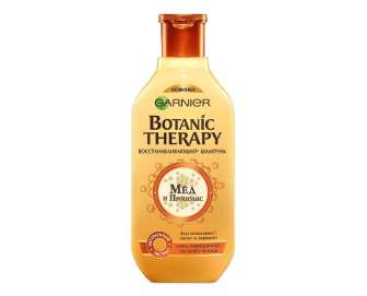 """Шампунь Botanic Therapy """"Маточне молочко і прополіс"""", 400мл"""