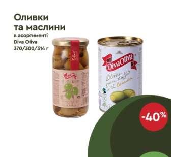 Оливки, маслини, каперси