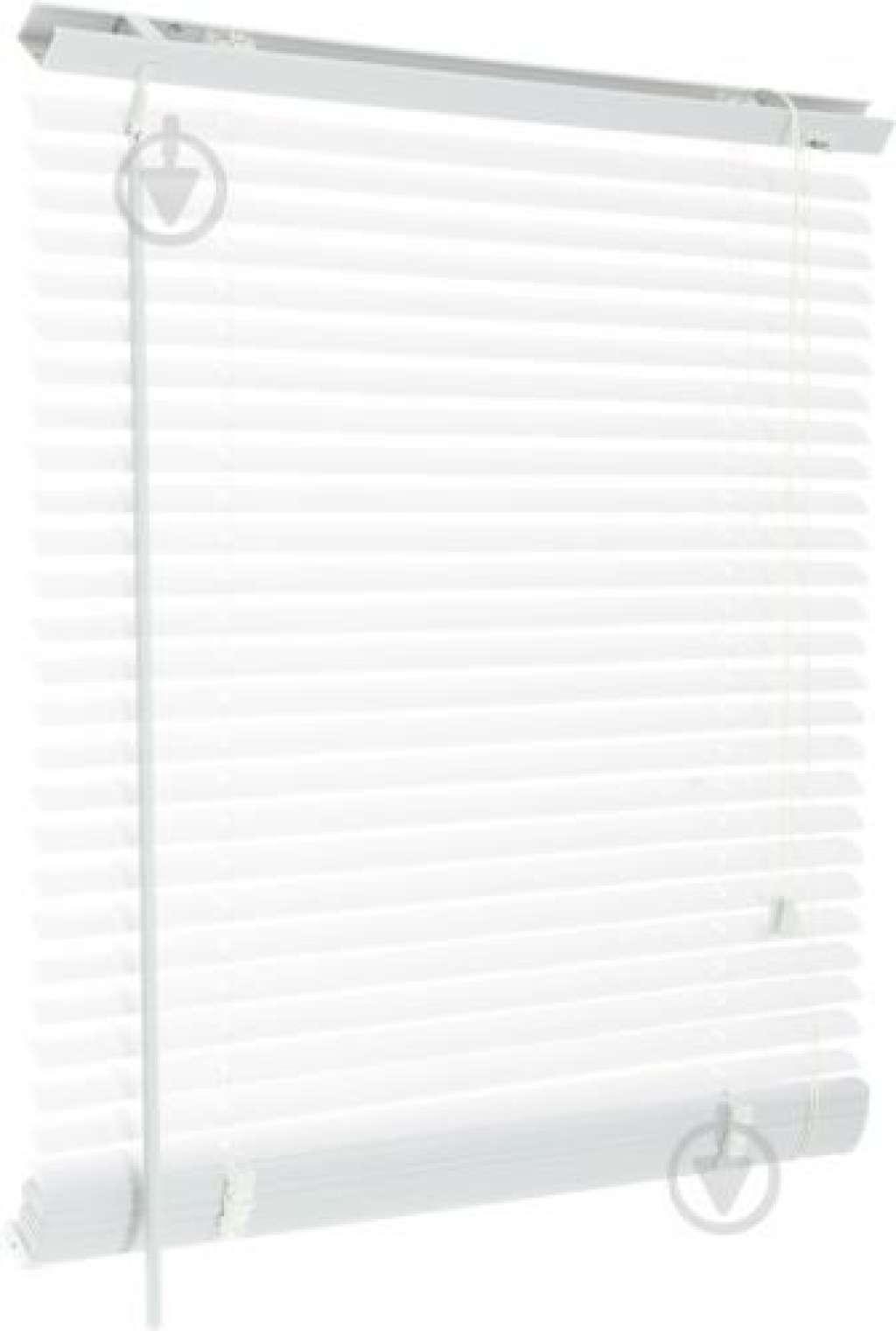 Жалюзі Bella Vita 65х160 см білий:  Ширина: 65 см  Довжина: 160 см  Матеріал: пластик  Країна-виробник: Китай