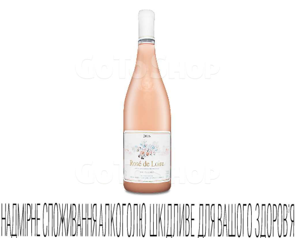 Вино Drouet Freres Rose de Loire, 0,75л
