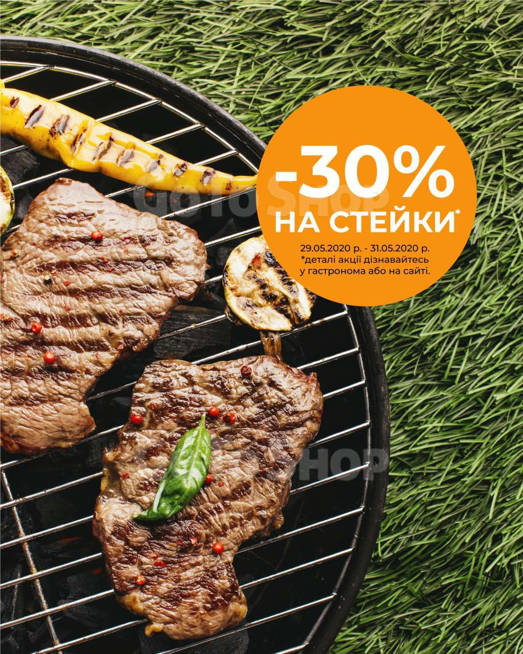 Мариноване м'ясо, шашлик, Свіже та заморожене м'ясо