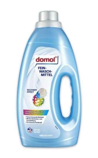 Гель для делікатного та дбайливого прання Domol, 1,5 л
