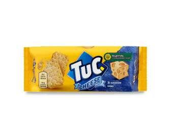 Крекер Tuc солоний з сиром, 100г