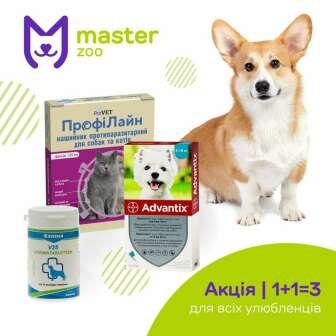 Вітаміни та харчові добавки для домашніх тварин