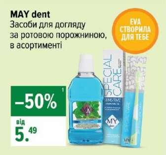 Зубные пасты, Зубные щётки, Ополаскиватели для полости рта
