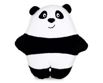 Іграшка м'яка Tigres панда 45 см, шт