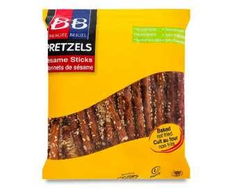 Соломка Beigel Beigel з кунжутом, 150г